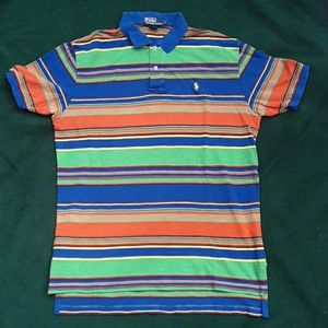 Vintage Polo by Ralph Lauren light weave shirt
